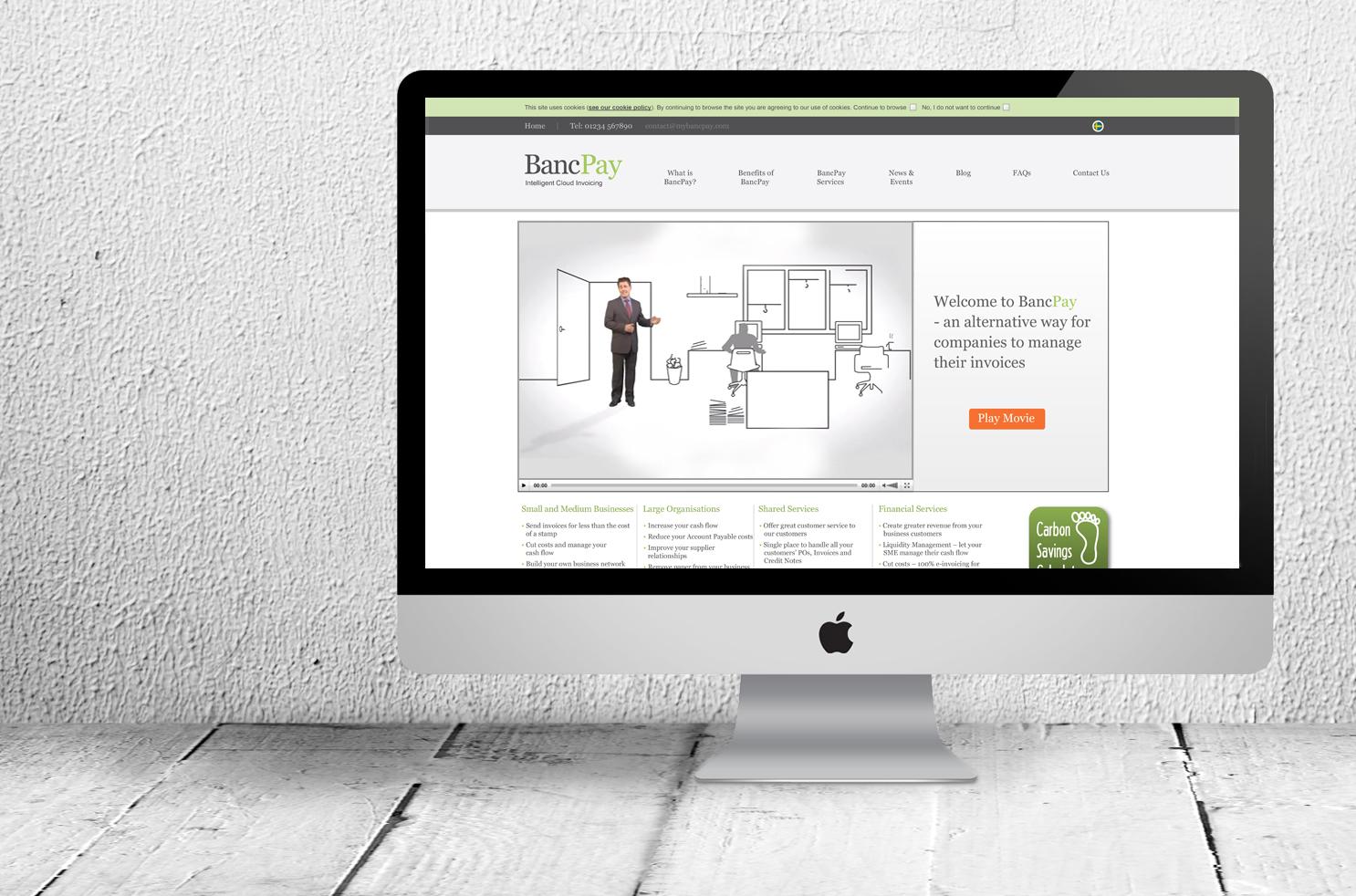 banctec client case study design inc. Black Bedroom Furniture Sets. Home Design Ideas