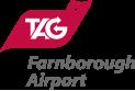 TAG Farnborough Airport logo