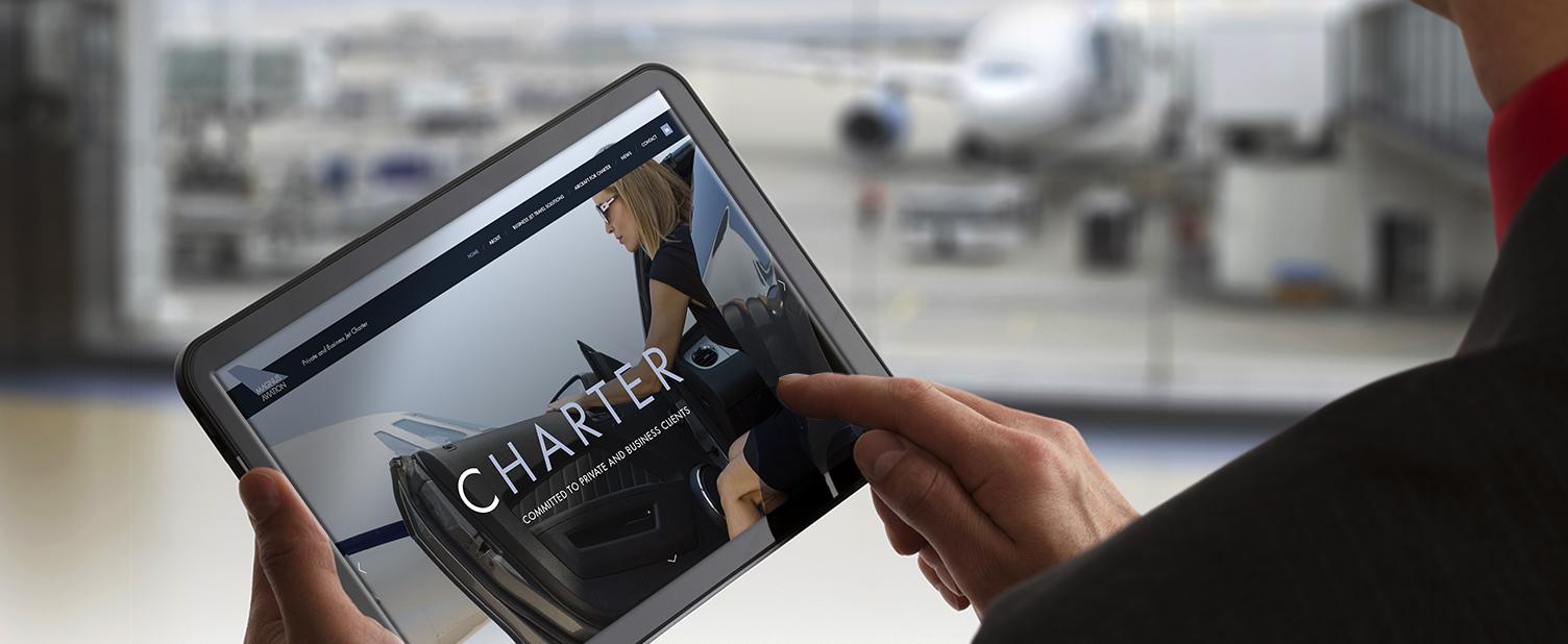 Aviation rebranding