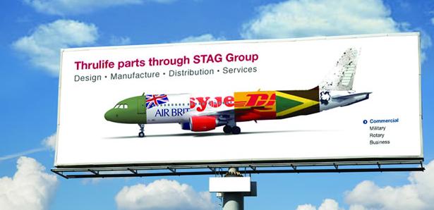 Airshow Advertising