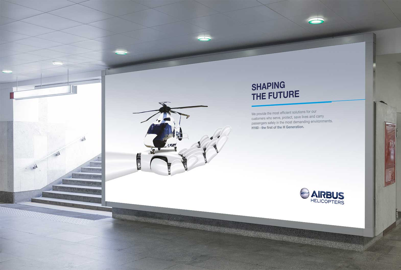 Airbus Helicopters aviation marketing