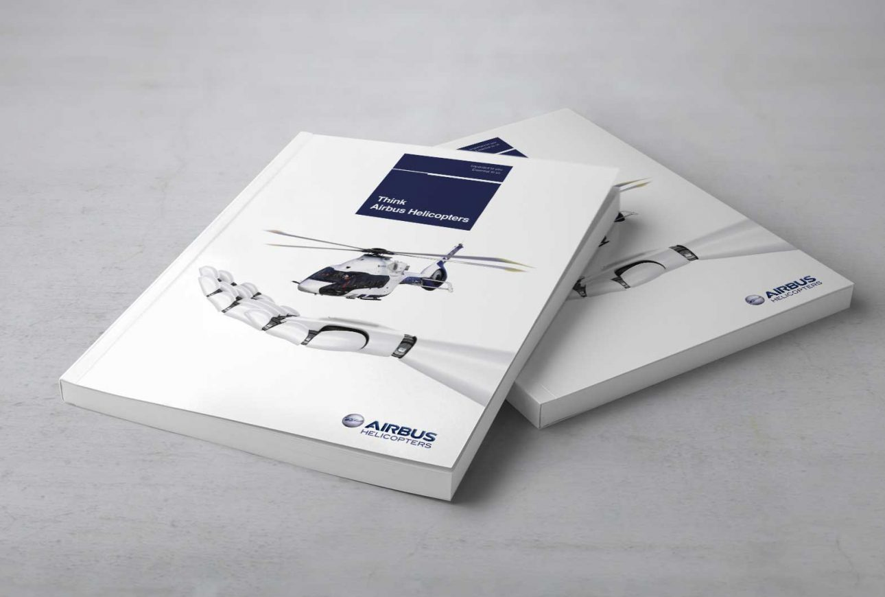 Brochure design & production - one of the creative agency services provided by Design Inc