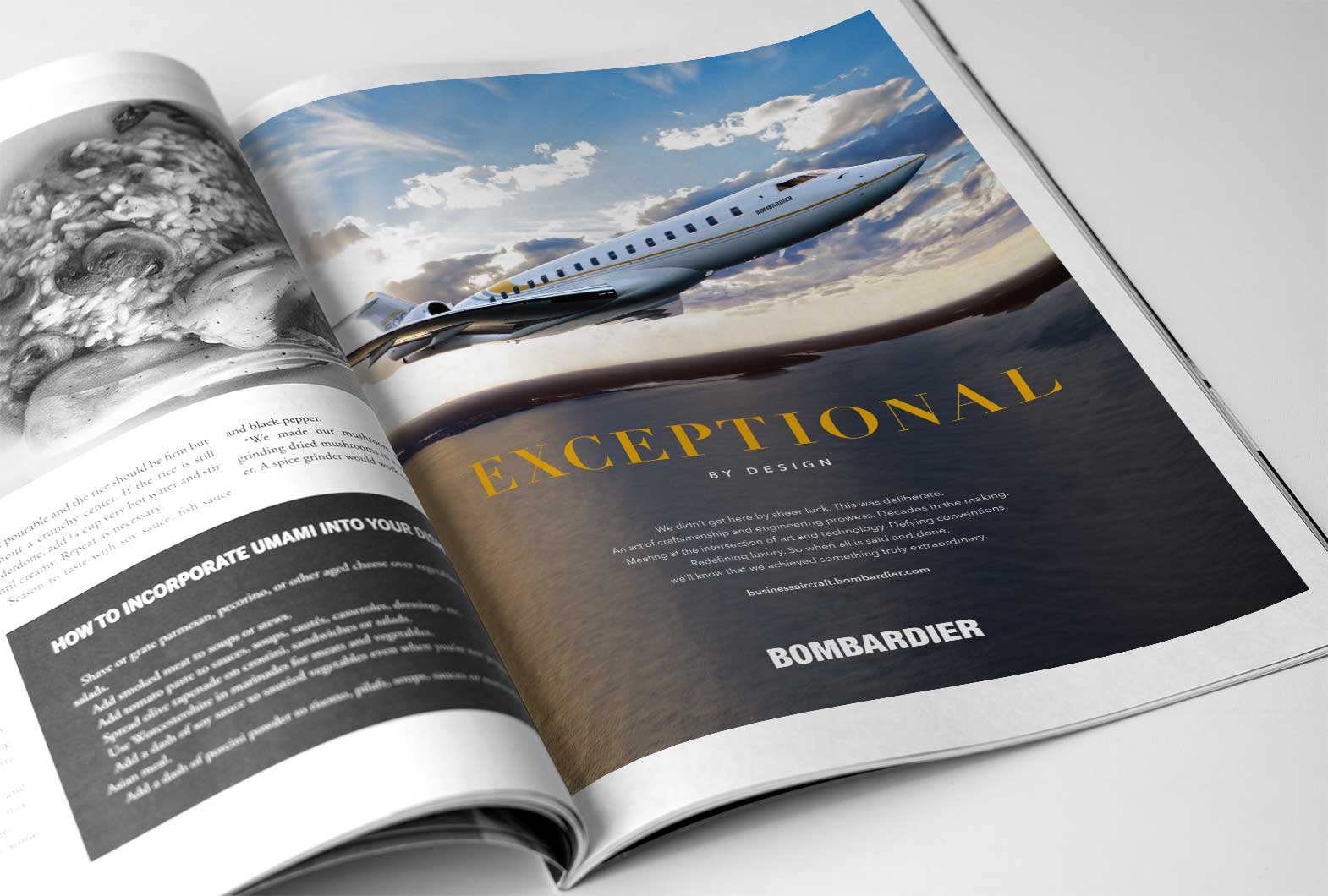 Bombardier Business Aircraft brochure