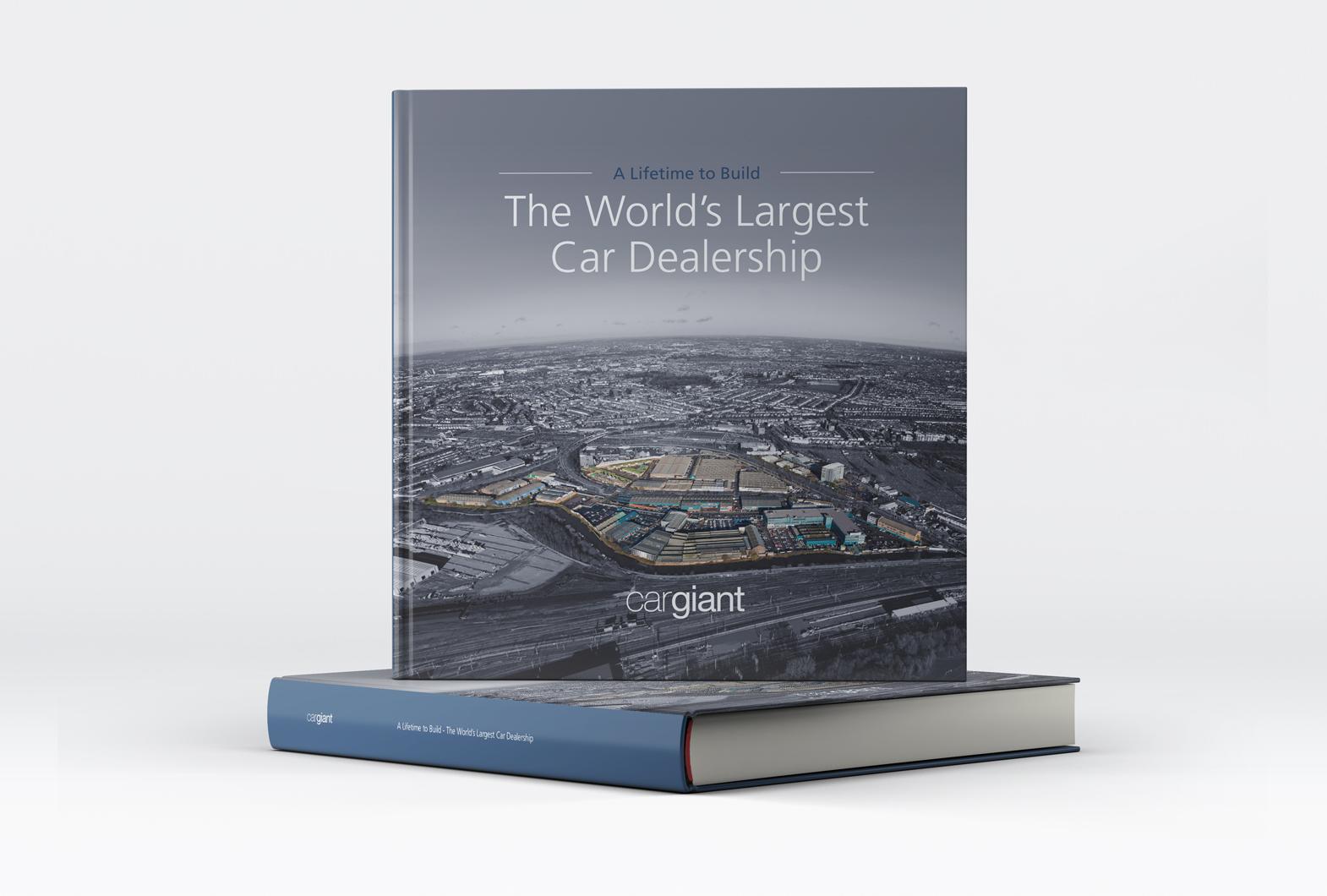 Cargiant automotive marketing book