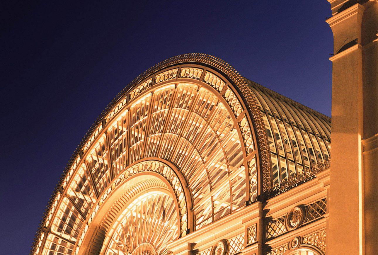 Royal Opera House building
