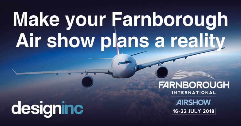 DI Farnborough Air Show Linkedin