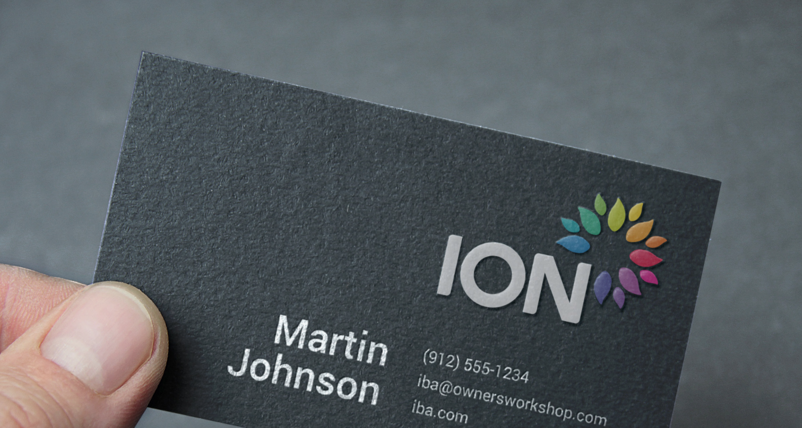 Company branding - one of the creative agency services provided by Design Inc