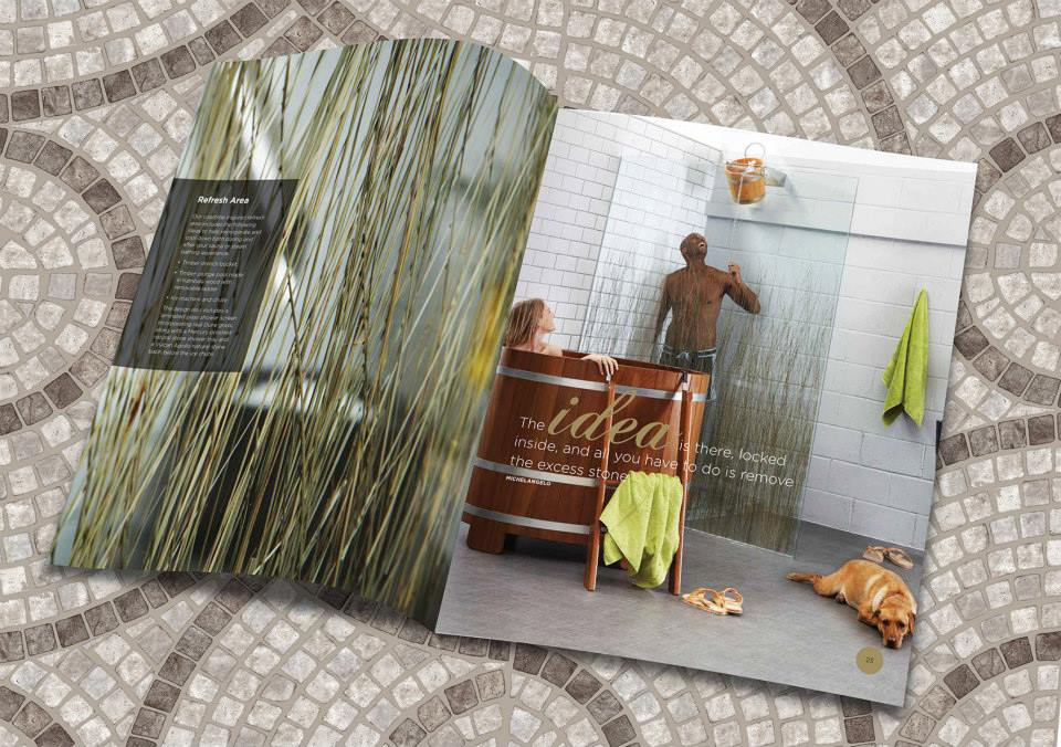 Creativebrochure design