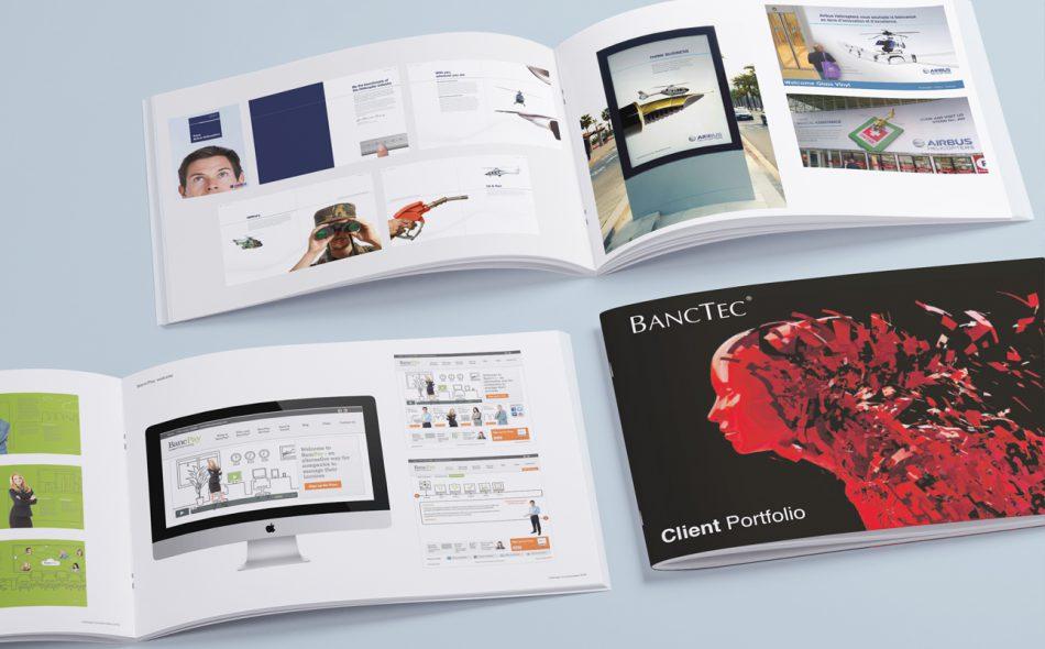 Client portfolio downloads