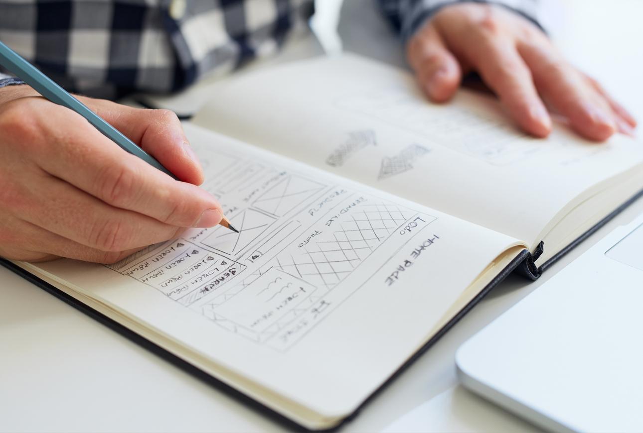 The creative process - UK creative agency