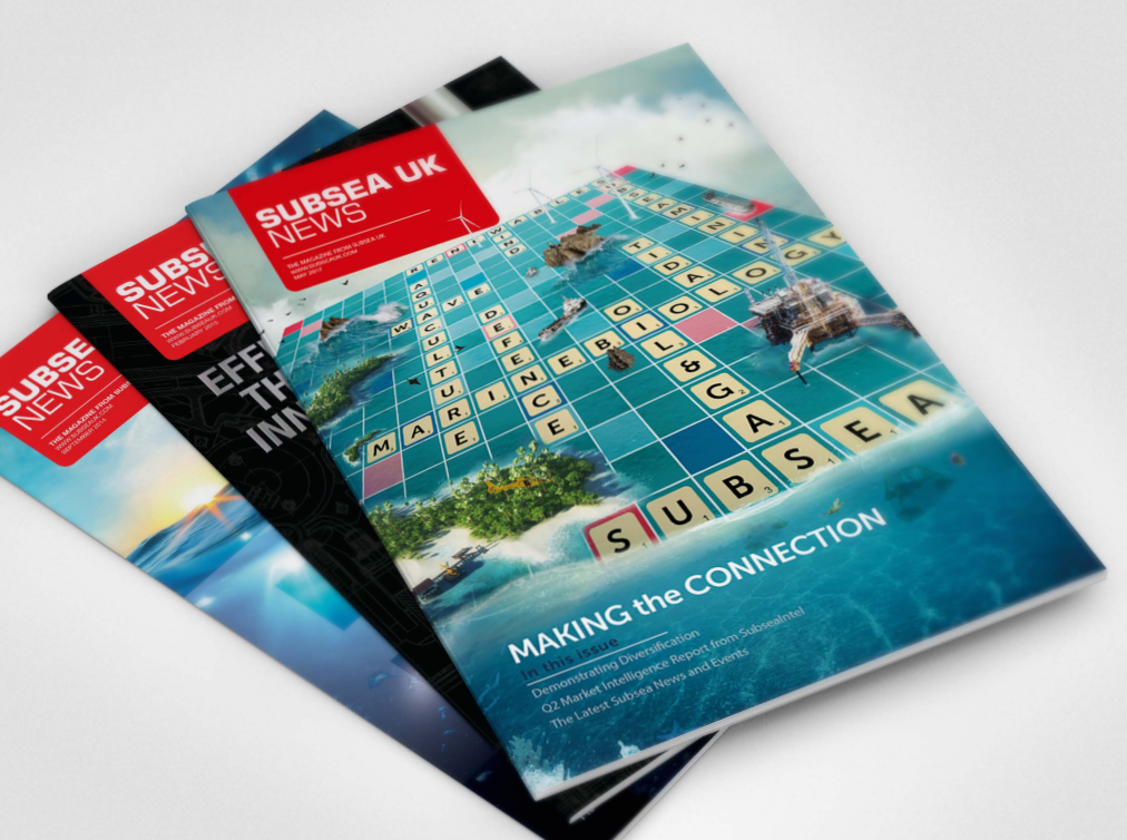 Magazine and newsletter design