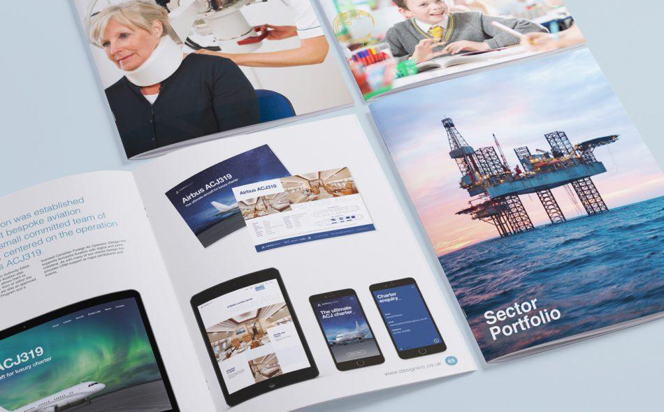 Sector portfolio downloads