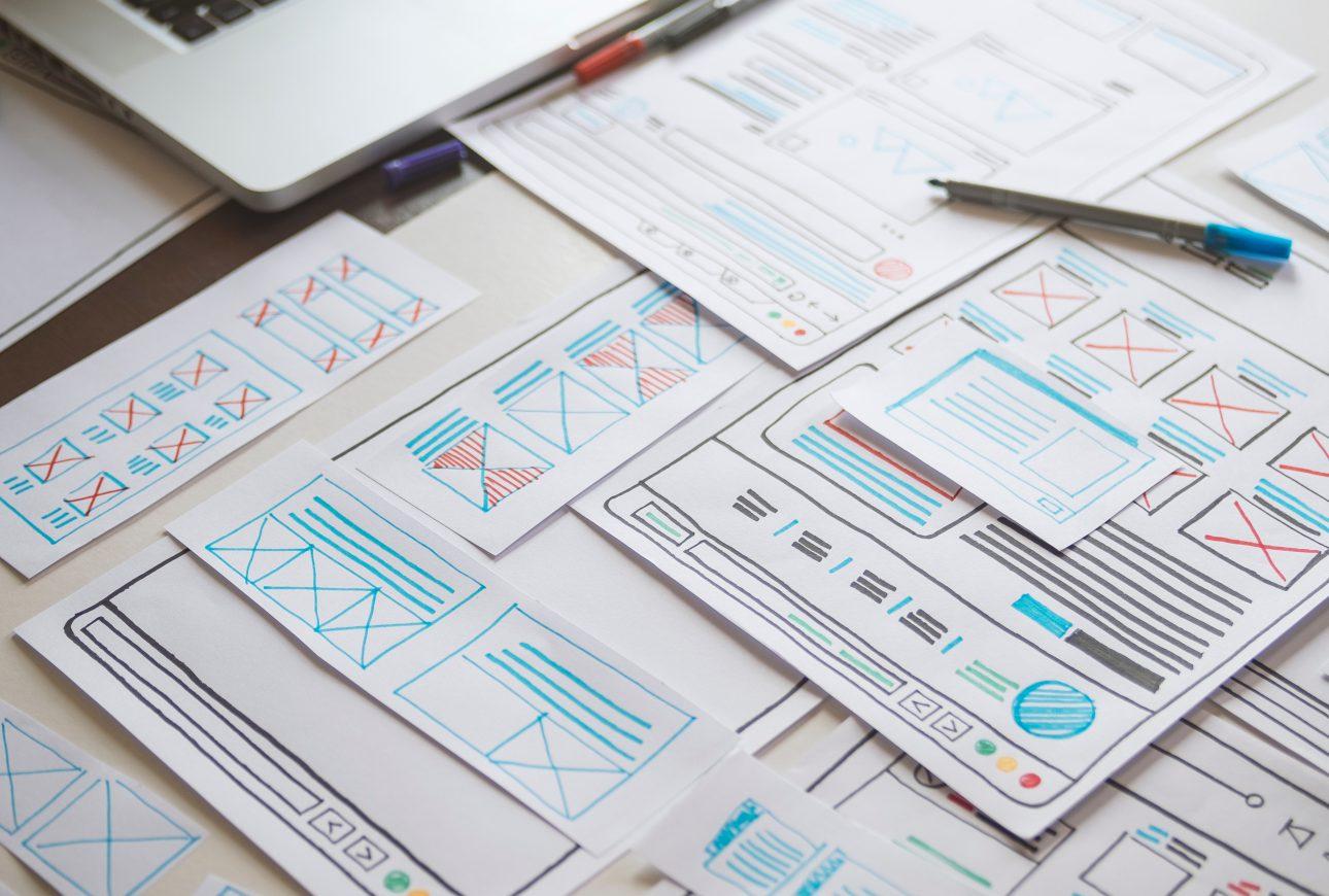 Brand concept development