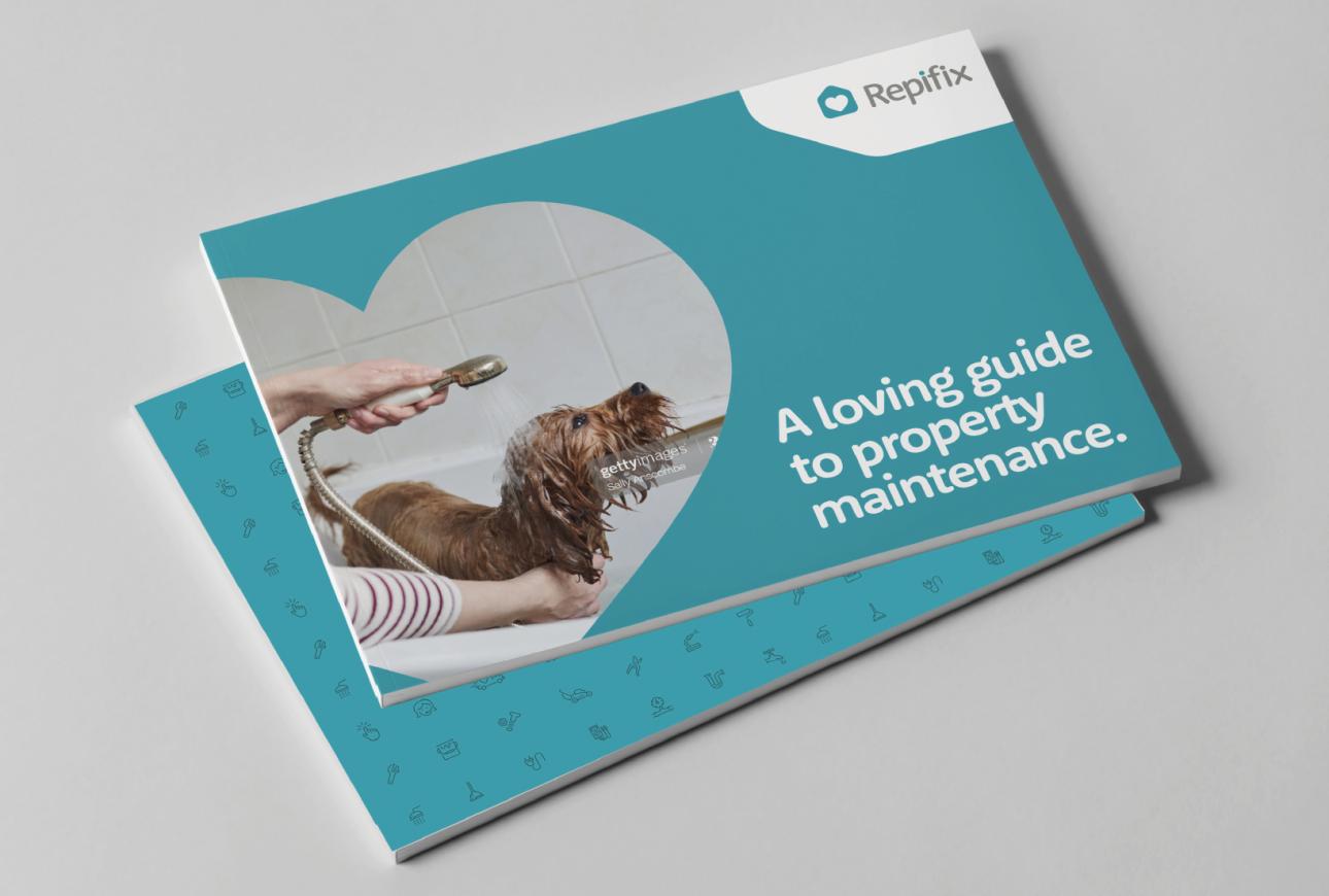 Repifix brochure new branding